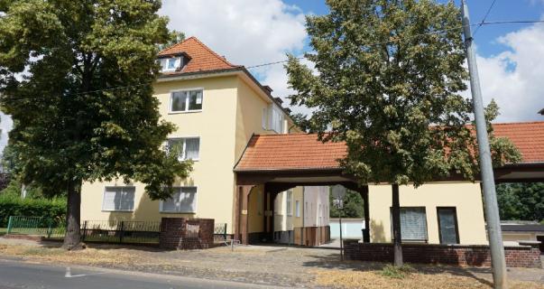 Mehrfamilienhaus in Halberstadt